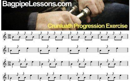 Crunluath Progression Exercise