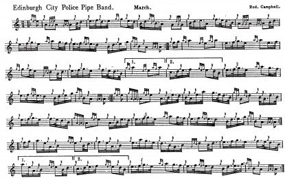 Piping Seminar Recording (2/4 March: Edinburgh City Police Pipers)