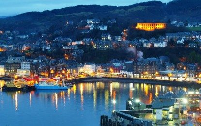 New Tune: Donald MacLean's Farewell to Oban (2/4 March)
