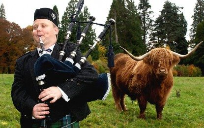 Callum Beaumont: Two 6/8s (Games Day at Aboyne & Pipe Major Donald MacLean of Lewis)