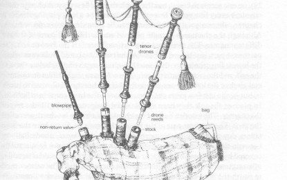 Dr. Simon McKerrell: Some notes on the bagpipes (Part 1)